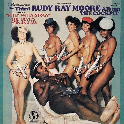 RUDY RAY MOORE / ルディ・レイ・ムーア / COCKPIT