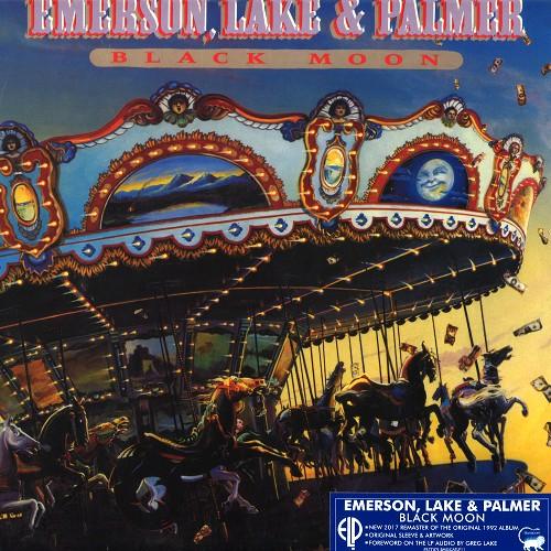 EMERSON, LAKE & PALMER / エマーソン・レイク&パーマー / BLACK MOON - LIMITED VINYL/2017 REMASTER