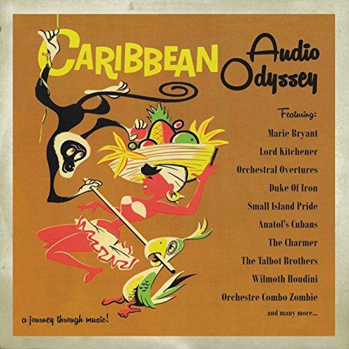 V.A. (CARIBBEAN AUDIO ODYSSEY) / オムニバス / CARIBBEAN AUDIO ODYSSEY VOL.1 & 2