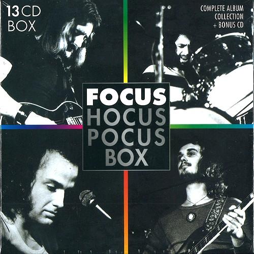 FOCUS (PROG) / フォーカス / HOCUS POCUS BOX