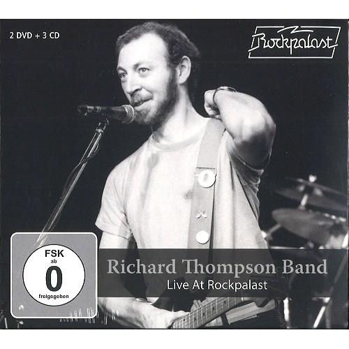 RICHARD THOMPSON / リチャード・トンプソン / LIVE AT ROCKPALAST: 2DVD+3CD