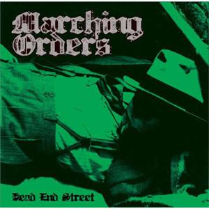 """MARCHING ORDERS / マーチングオーダーズ / DEAD END STREET (10"""")"""