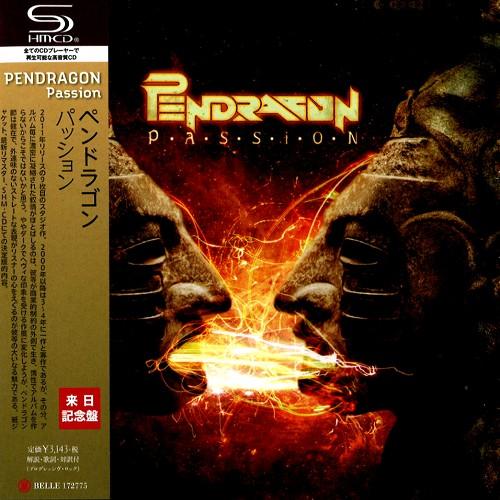 PENDRAGON / ペンドラゴン / パッション - 2017リマスター/SHM-CD