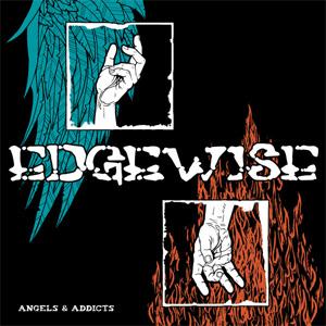 "EDGEWISE / エッジワイズ / ANGELS & ADDICTS (7"")"