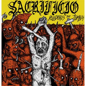 SACRIFICID / PULIDORES DE TUMBAS (LP)