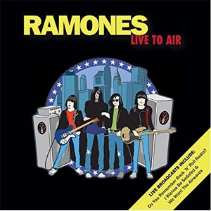 RAMONES / ラモーンズ / Live To Air (国内盤仕様)
