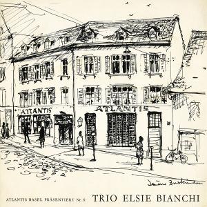 """ELSIE BIANCHI / エルジー・ビアンキ / AT SEILER'S ATLANTIS(10"""")"""