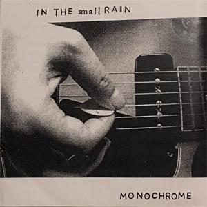 IN THE small RAIN / Monochrome