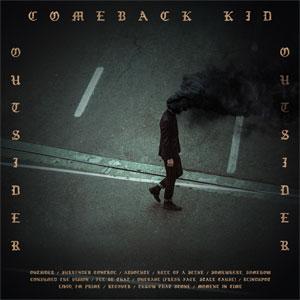 COMEBACK KID / カムバック・キッド / OUTSIDER (LP)