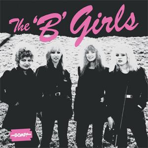 B-GIRLS / ビーガールズ / BAD NOT EVIL (PINK VINYL)