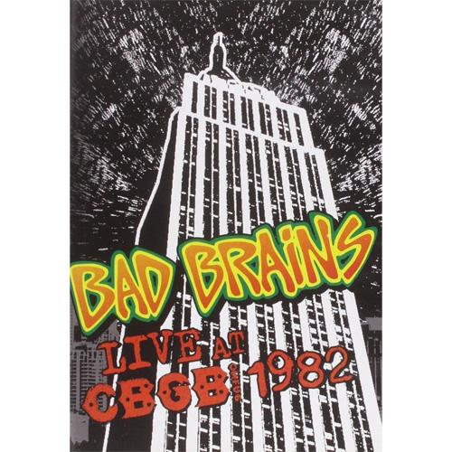 BAD BRAINS / バッド・ブレインズ / LIVE AT CBGB (MT)