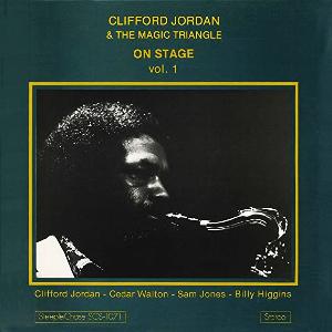 CLIFFORD JORDAN / クリフォード・ジョーダン / On Stage Vol.1 (LP/180g)