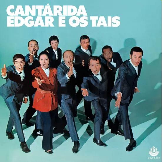 EDGAR E OS TAIS / エヂガル・イ・オス・タイス / CANTARIDA