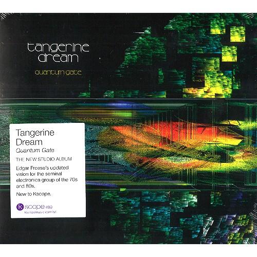TANGERINE DREAM / タンジェリン・ドリーム / QUANTUM GATE