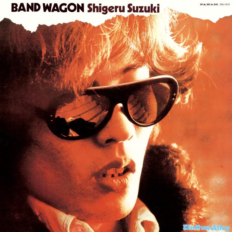 SHIGERU SUZUKI / 鈴木茂 / BAND WAGON(アナログ)