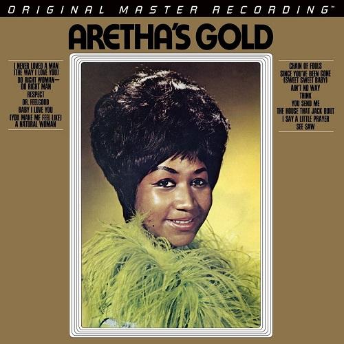 ARETHA FRANKLIN / アレサ・フランクリン / ARETHA'S GOLD (2LP)
