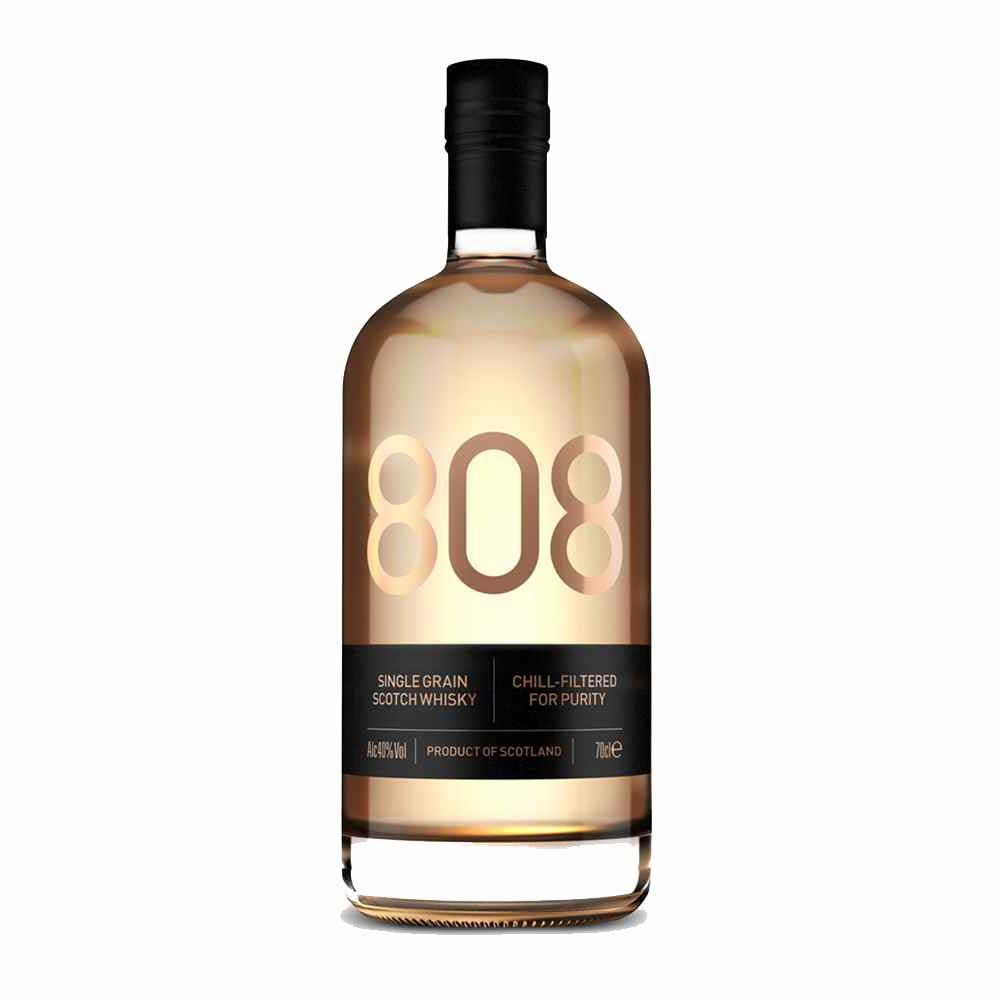 808 DRINKS COMPANY LTD. / 808 SINGLE GRAIN SCOTCH WHISKY / 808シングル・グレーン・スコッチ・ウイスキー