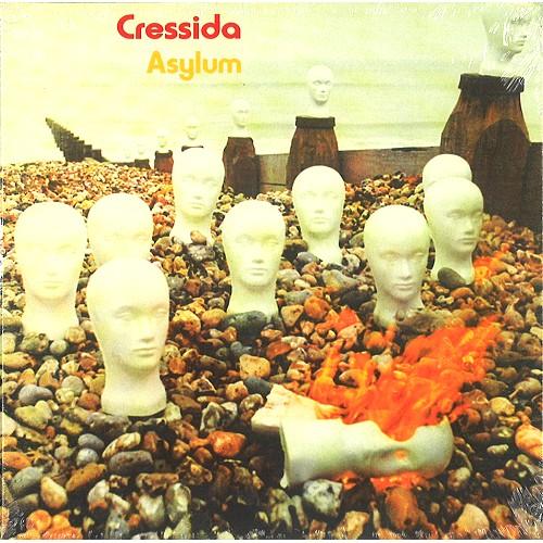 CRESSIDA / クレシダ / ASYLUM: CARDBOARD SLEEVE EDITION - REMASTER
