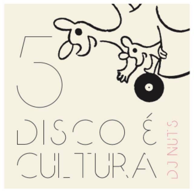 DJ NUTS / DJ ナッツ / DISCO E CULTURA 5