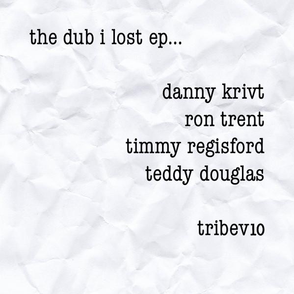 V.A.(TRIBE RECORDS) / DUB I LOST EP