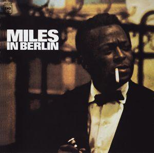 MILES DAVIS マイルス・デイビス / Miles In Berlin(LP/180g/MONO)