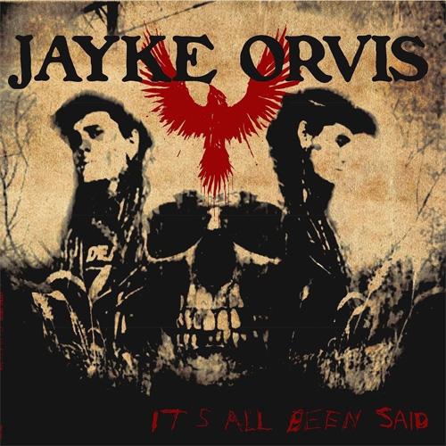 JAYKE ORVIS / IT'S ALL BEEN SAID (LP)