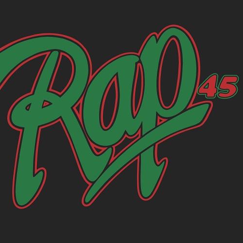 DJ MURO / DJムロ / RAP 45 【ディスクユニオン限定販売】