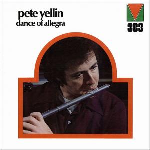 PETE YELLIN ピート・イェリン / ダンス・オブ・アレグラ