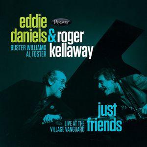 ROGER KELLAWAY / ロジャー・キャラウェイ / Just Friends - Live at the Village Vanguard