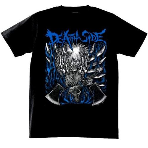 DEATH SIDE / DEATH SIDE Illustration by Sugi T SHIRT/L