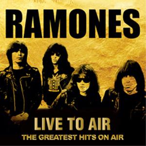 RAMONES / ラモーンズ / ライヴ・トゥ・エア 2