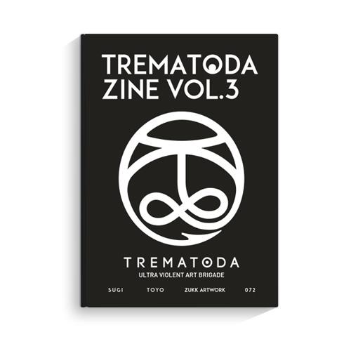 V.A (TREMATODA ZINE) / TREMATODA ZINE VOL.3