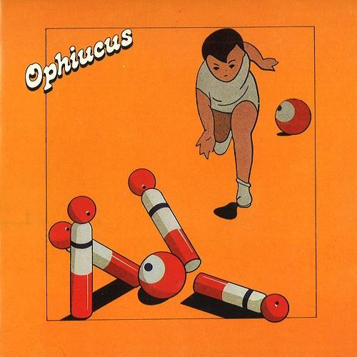OPHIUCUS / OPHIUCUS (SALADE CHINOISE)