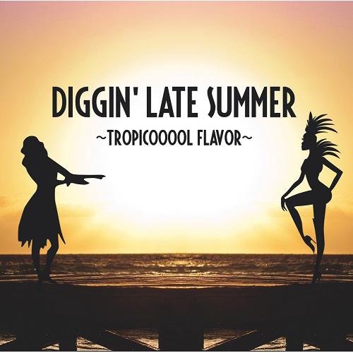 DJ MURO / DJムロ / DIGGIN' LATE SUMMER 【ディスクユニオン限定販売】