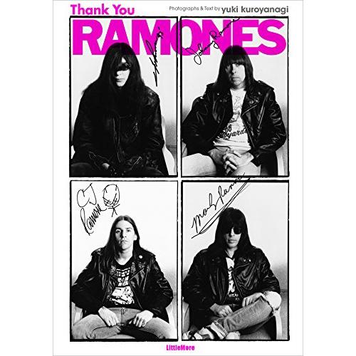 RAMONES / ラモーンズ / Thank You RAMONES