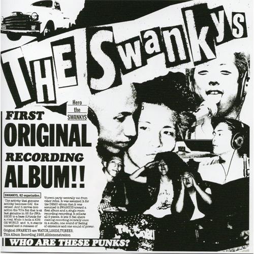 SWANKYS / スワンキーズ / original swankys (再プレス盤)