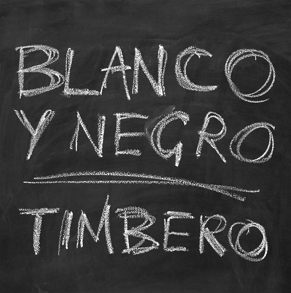 BLANCO Y NEGRO / ブランコ・イ・ネグロ / TIMBERO (LP)