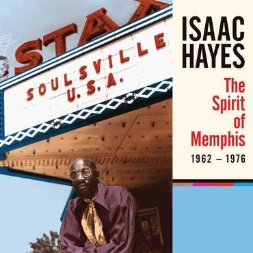 ISAAC HAYES / アイザック・ヘイズ / SPIRIT OF MEMPHIS(2LP)