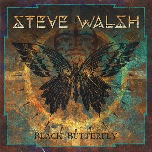 STEVE WALSH / スティーヴ・ウォルシュ / BLACK BUTTERFLY