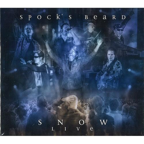 SPOCK'S BEARD / スポックス・ビアード / SNOW-LIVE: 2CD+2DVD EDITION