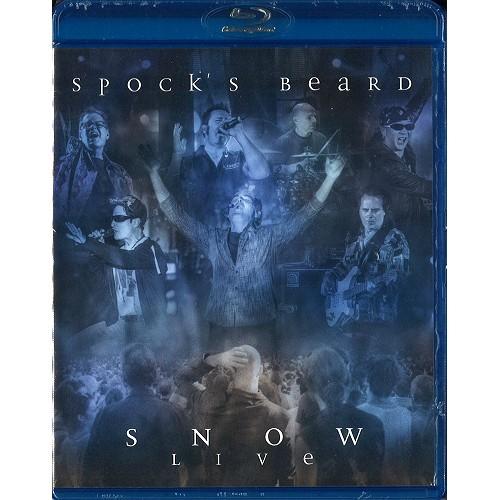 SPOCK'S BEARD / スポックス・ビアード / SNOW-LIVE: BLU-RAY