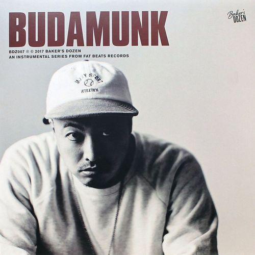 "BUDAMUNK / ブダモンク / BAKER'S DOZEN: BUDAMUNK ""LP"""