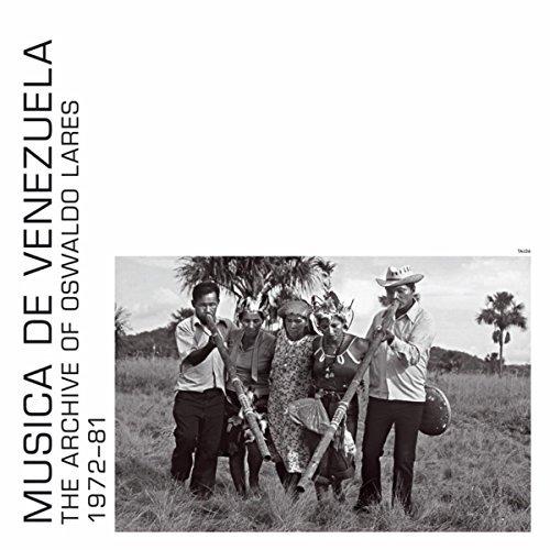 OSWALDO LARES / オスワルド・ラレス / MUSICA DE VENEZUELA 1972-81