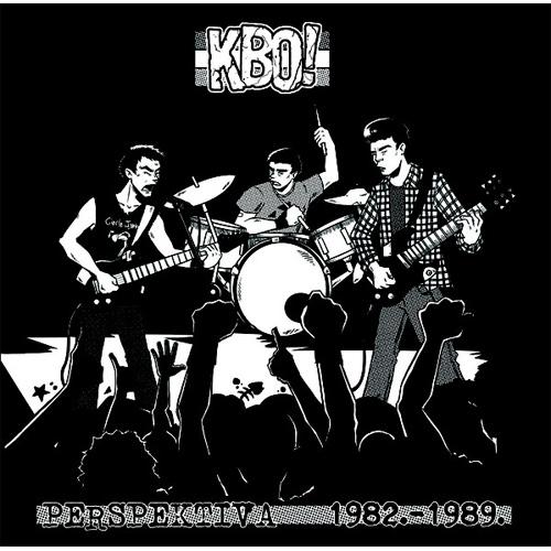 KBO! / PERSPEKTIVA  1982. - 1989. (LP)