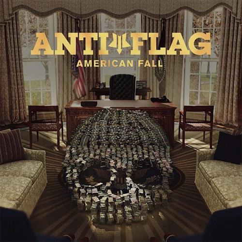 ANTI-FLAG / アンタイフラッグ / AMERICAN FALL