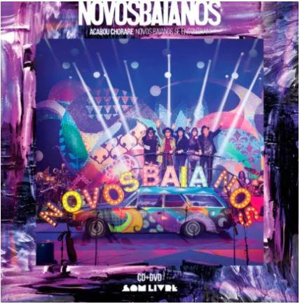 NOVOS BAIANOS / オス・ノーヴォス・バイアーノス / ACABOU CHORARE - NOVOS BAIANOS SE ENCONTRAM (CD+DVD SPECIAL KIT)