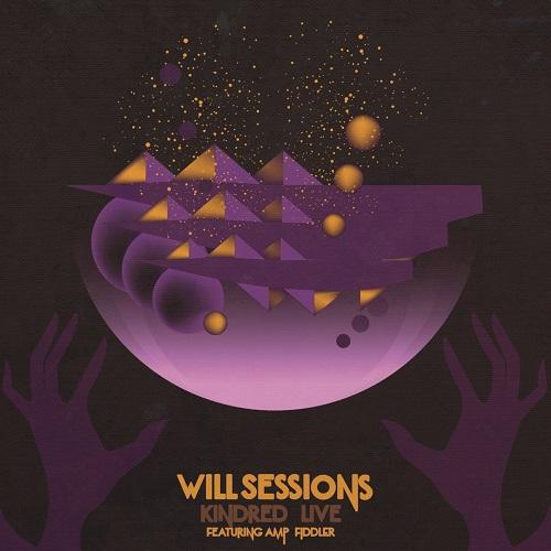 WILL SESSIONS / ウィル・セッションズ / KINDRED LIVE / キンドレッド・ライヴ