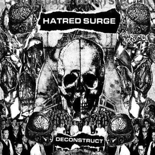 HATRED SURGE / DECONSTRUCT (LP)