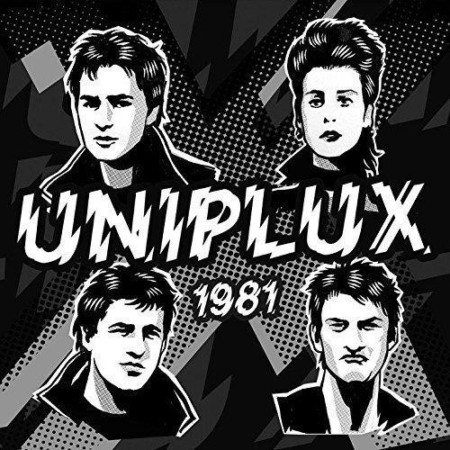 UNIPLUX / 1981 (LP)