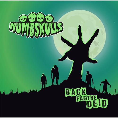 NUMBSKULLS / ナムスカルズ / BACK FAE THE DEID (LP)